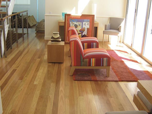 New England Blackbutt Solid Flooring 02