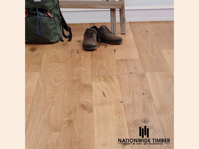 Elegant Oak Engineered Flooring