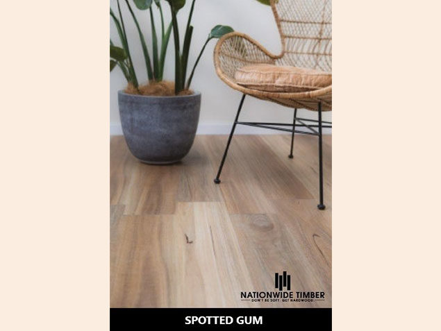 Spotted Gum Engineered - Supacore