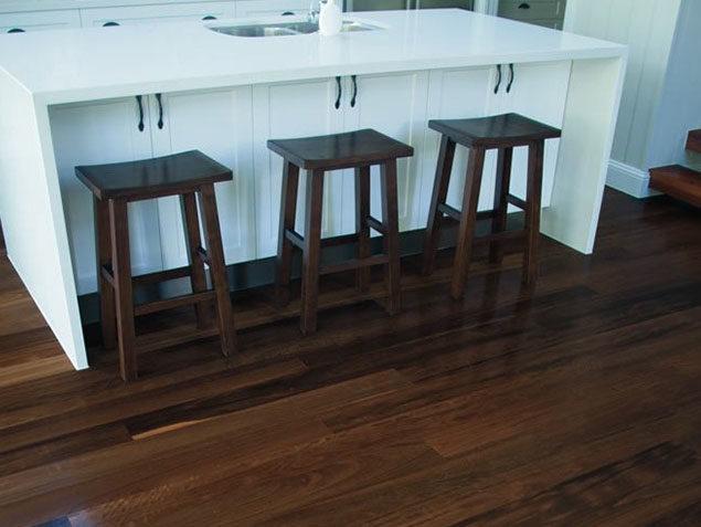 Roasted Peat Flooring 1