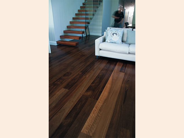 Roasted Peat Flooring 3