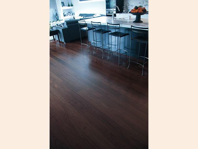 Roasted Peat Flooring 4