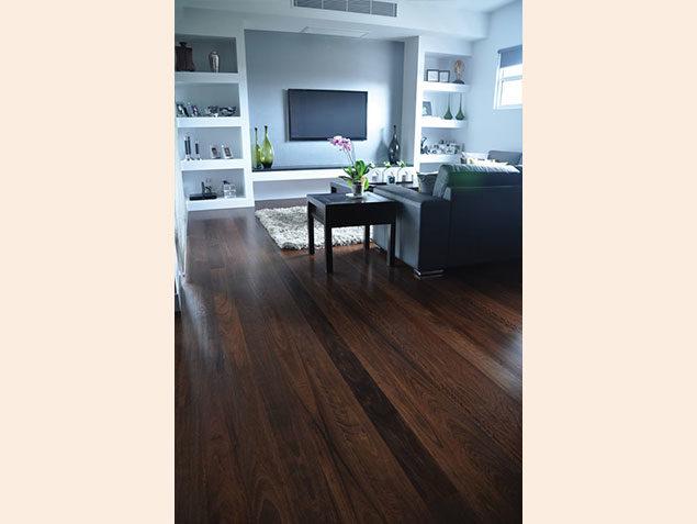 Roasted Peat Flooring 5